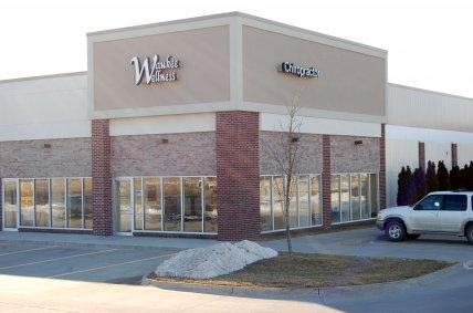 Waukee office building